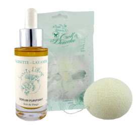 Coffret serum purifiant