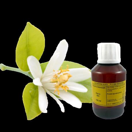 Eau florale de Fleurs d'Oranger Bio